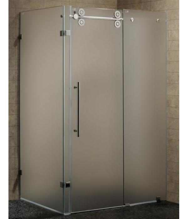 Душевые двери из оргстекла