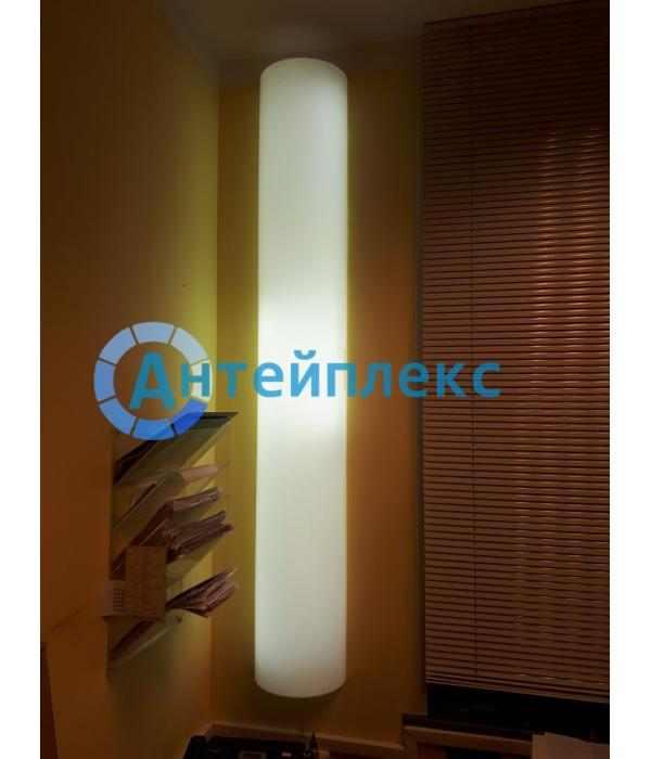 Колонны и панели с подсветкой