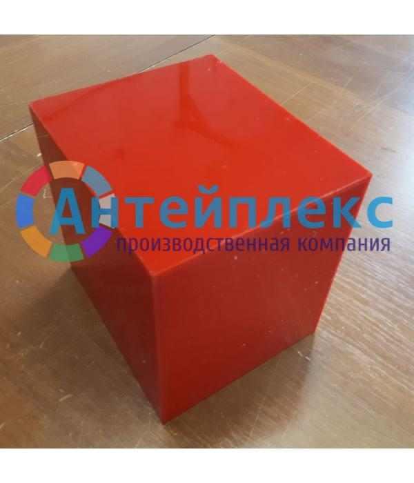 Кубики из оргстекла