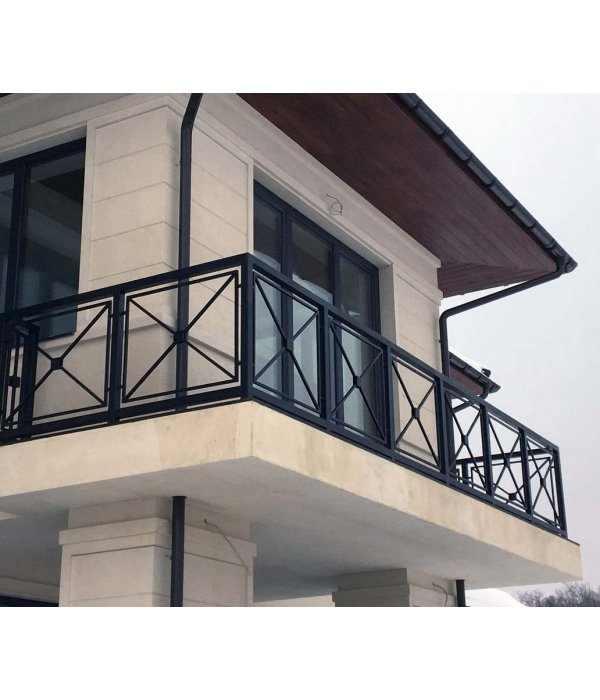 Ограждения для балкона