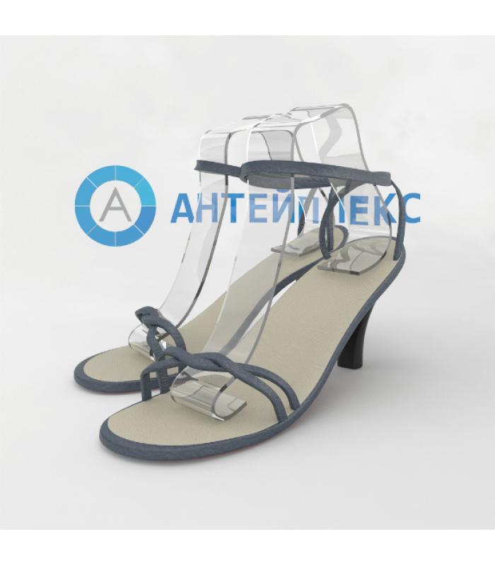 Подставка под обувь лентой