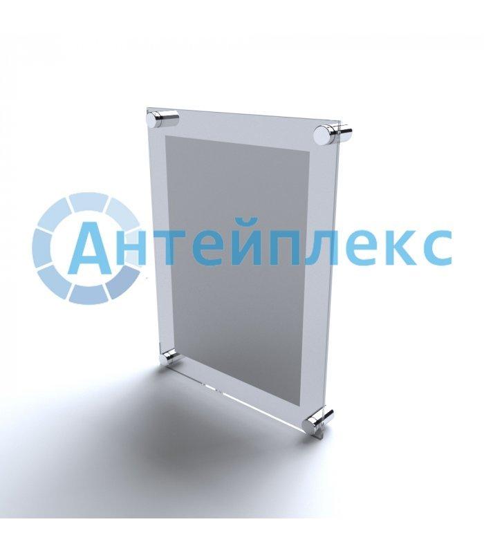 Акриловая рамка - безбагетная
