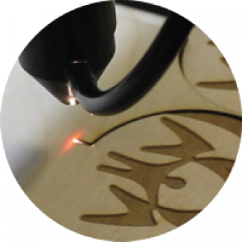 Лазерная резка оргалита
